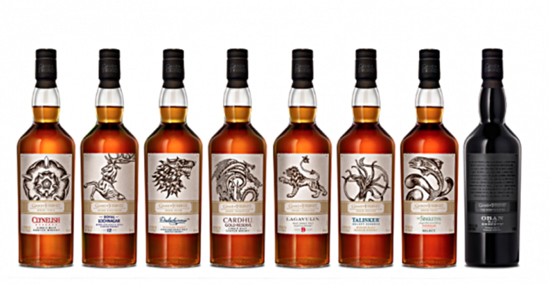 Photo of Nu lanceres ny serie af Game of Thrones-whiskyer