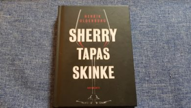 sherry tapas skinke