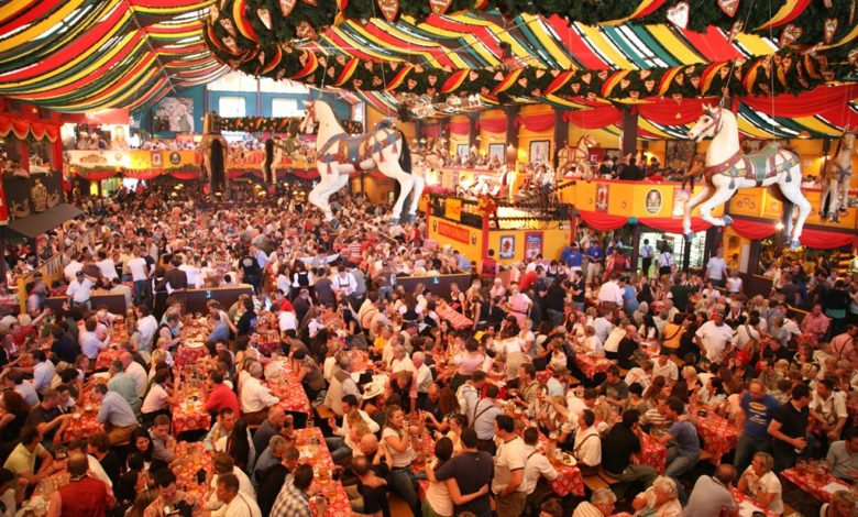 Photo of 6,3 millioner besøgende til Oktoberfest 2019