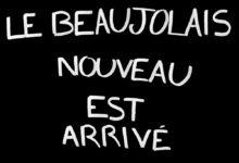 Photo of Le Beaujolais Nouveau est arrivé!