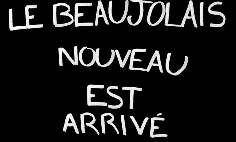 Beaujolais Nouveau er ankommet