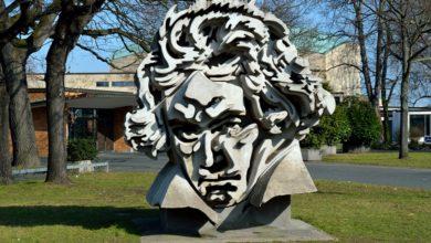 Photo of Beethoven døde sandsynligvis af bly i sin rødvin