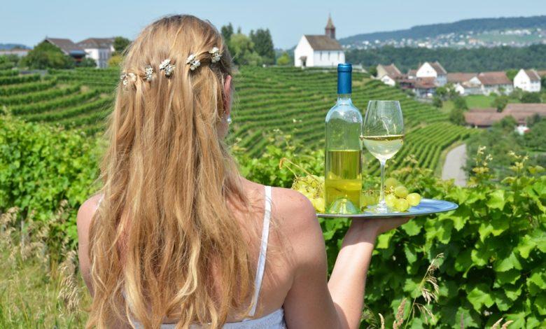 Tysk vin i fremgang